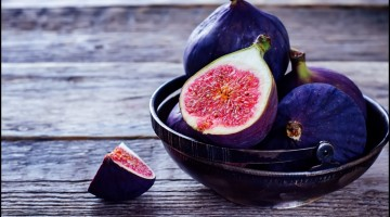 Reasons to eat figs. The health benefits of figs