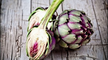 The health benefits of Artichokes