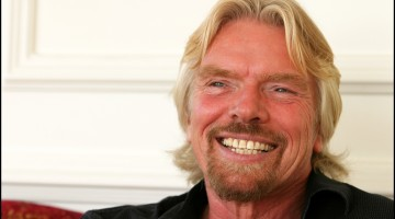 Life Lessons We Can All Learn From English businessman and investor, Sir Richard Branson