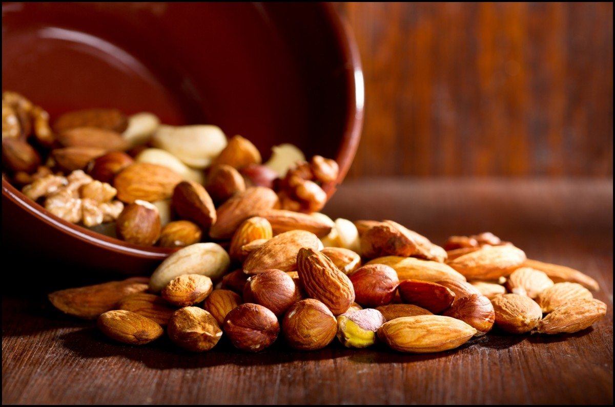 7 Different Types of Nuts With Enormous Health Benefits - Snack on These Nuts Instead