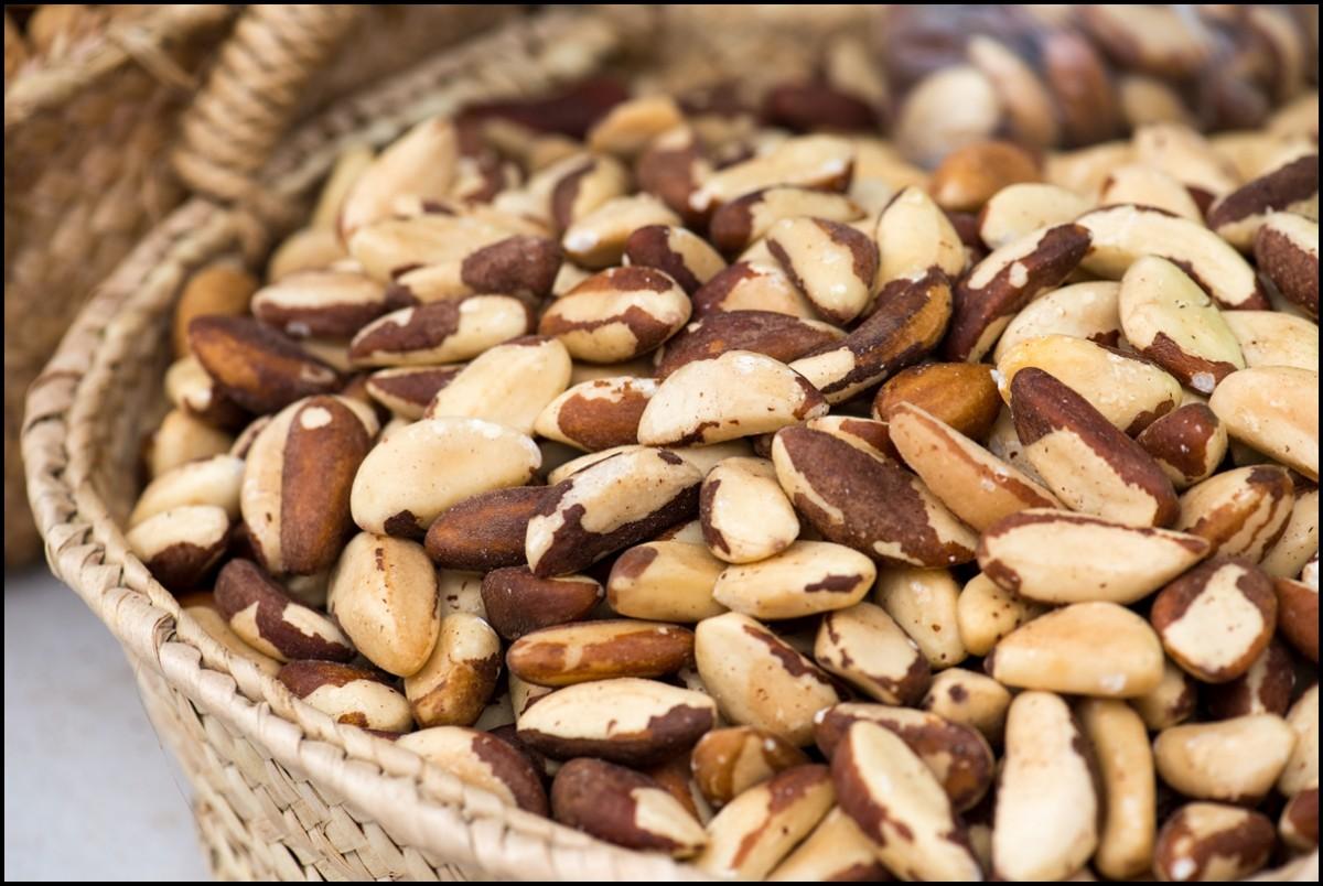 Brazil Nuts On The Spanish Market