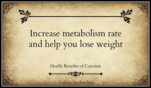 how to increase metabolism rate and lose weight