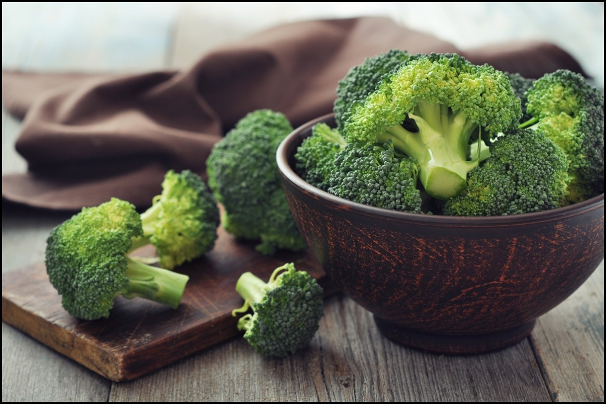 Eat Broccoli on a daily basis. Stay strong and healthy