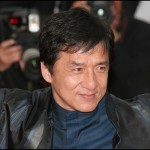 Jackie Chan attends the La Silence de Lorna premiere at the Palais des Festivals