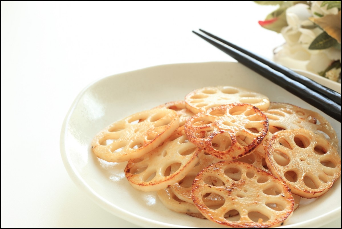Japanese cuisine - Lotus Root