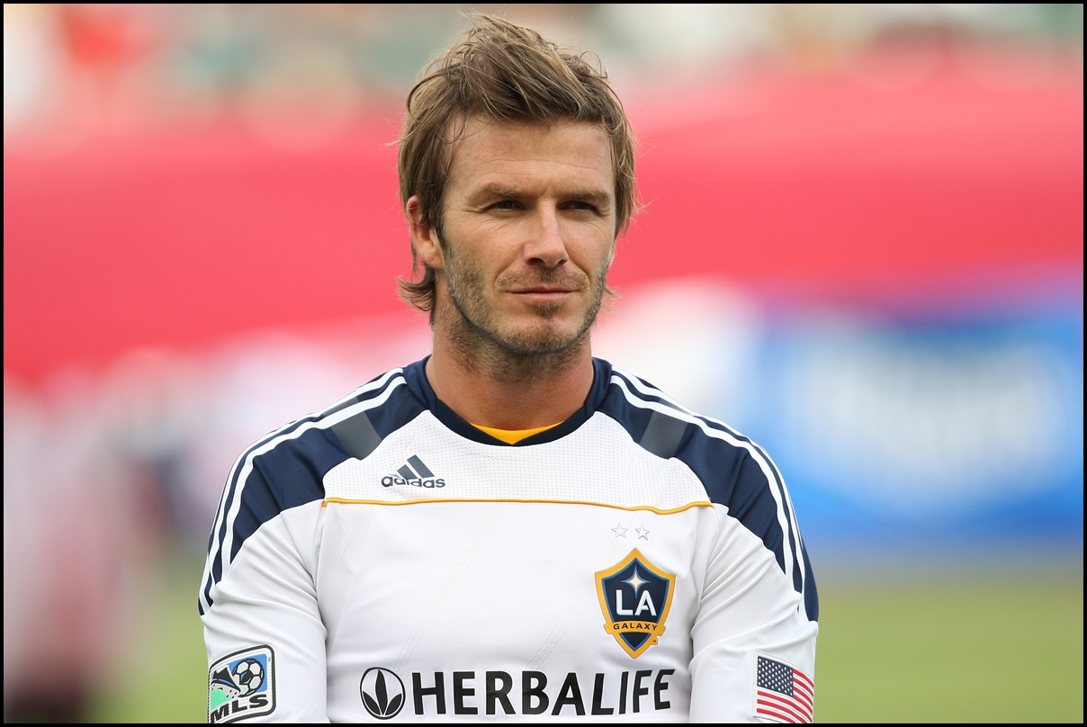 Los Angeles Galaxy David Beckham #23