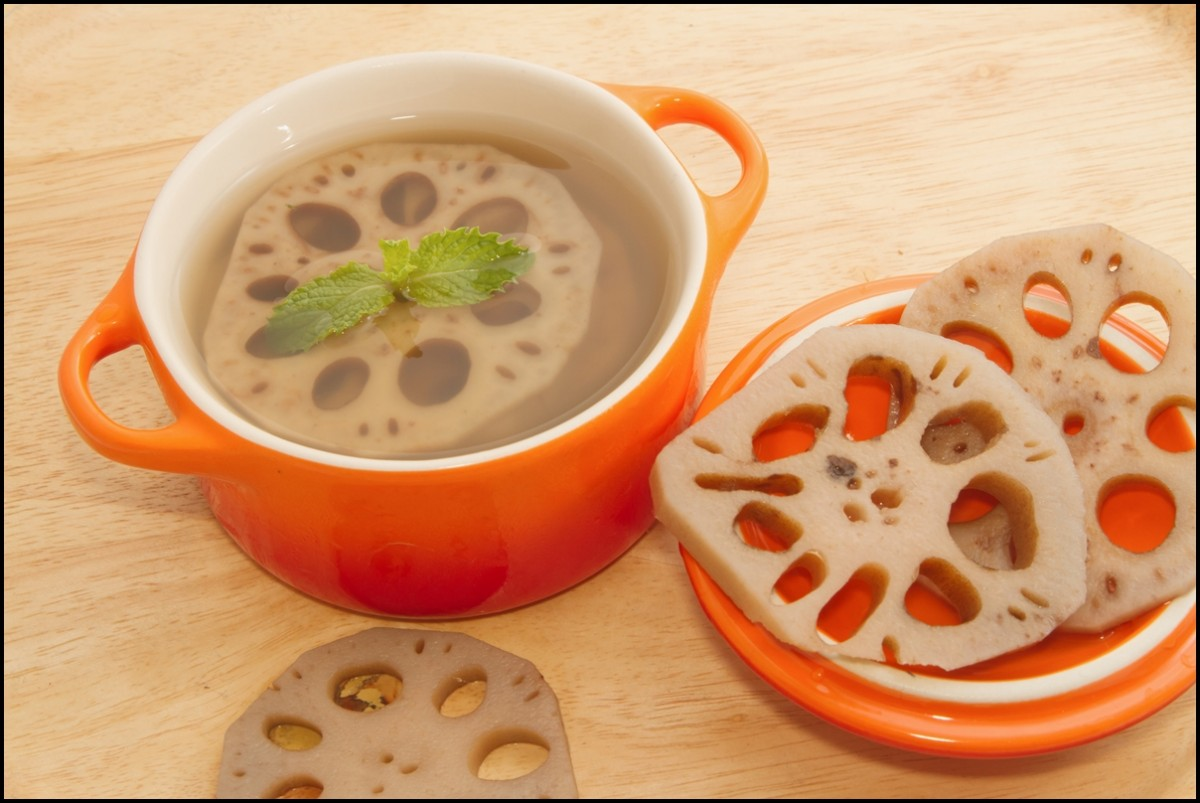 9 incredible health benefits of lotus root practical reasons why lotus root dessert nut ural herb dessert izmirmasajfo