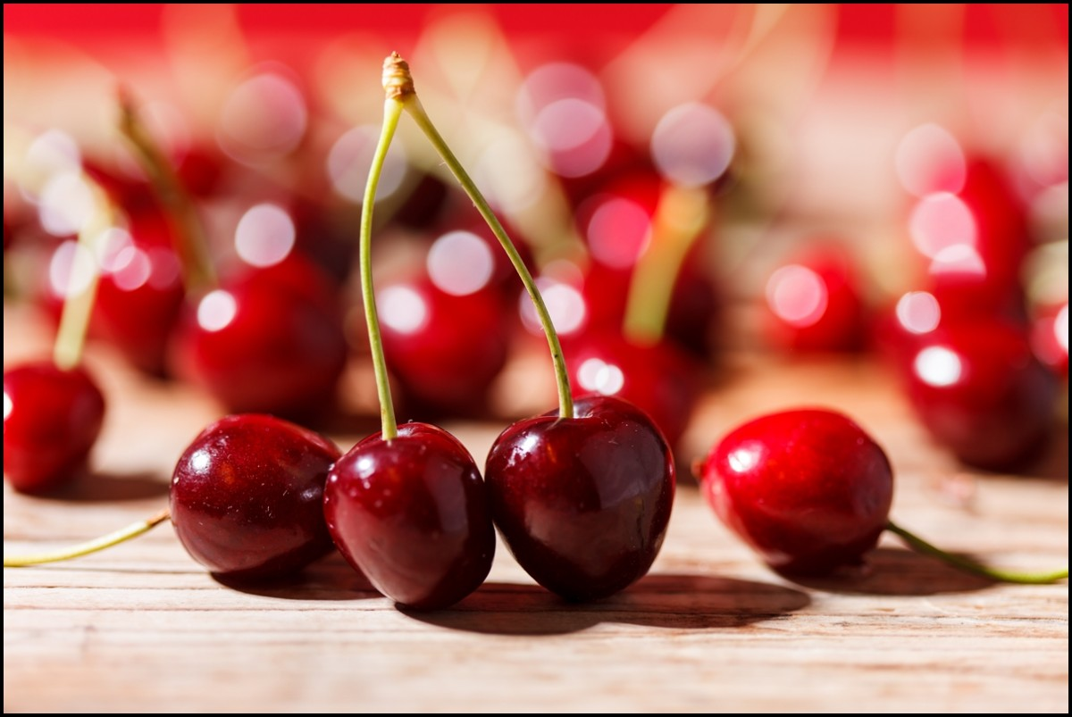 Lovely Cherries. Reasons why you should eat cherries