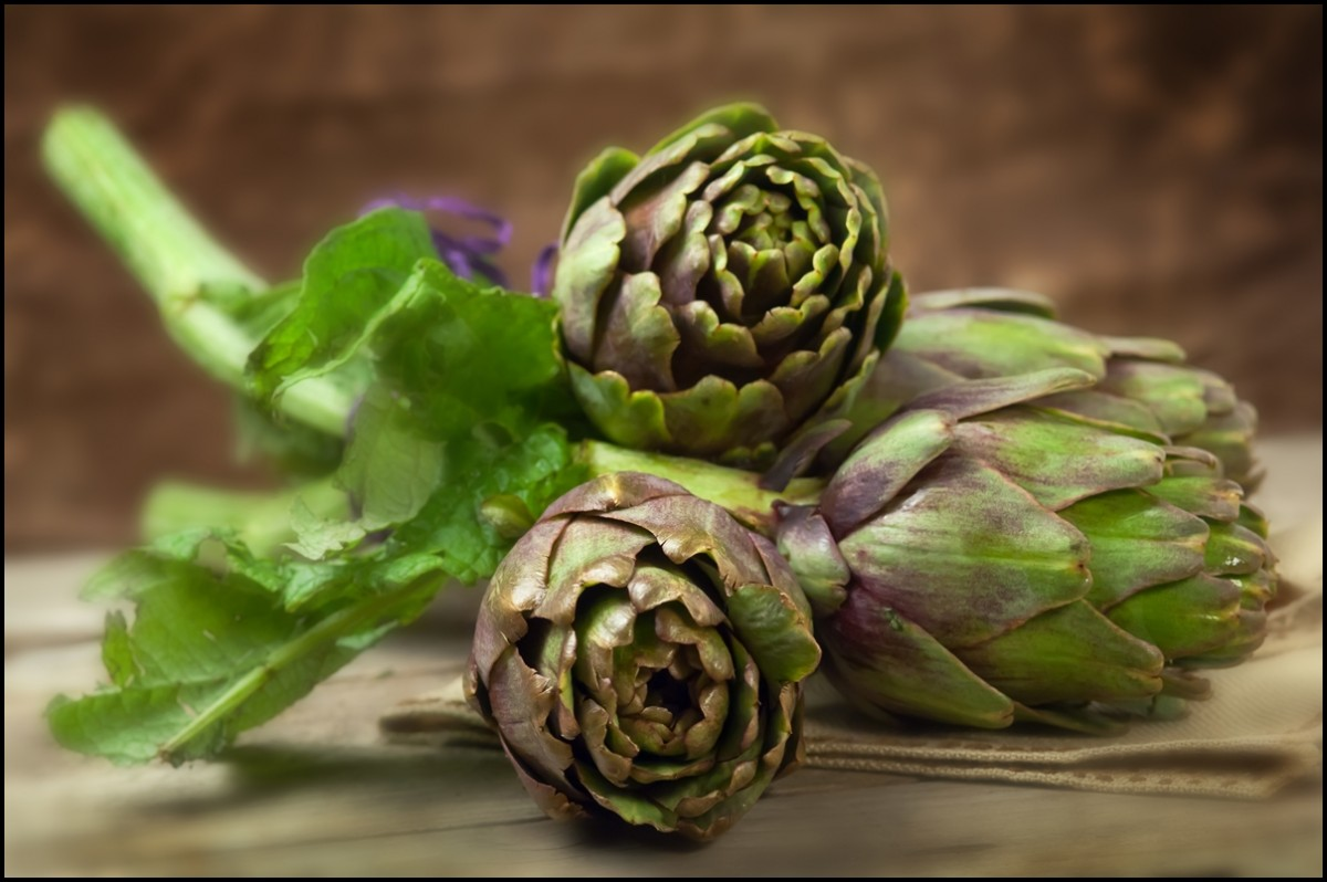 Reasons to eat Artichokes