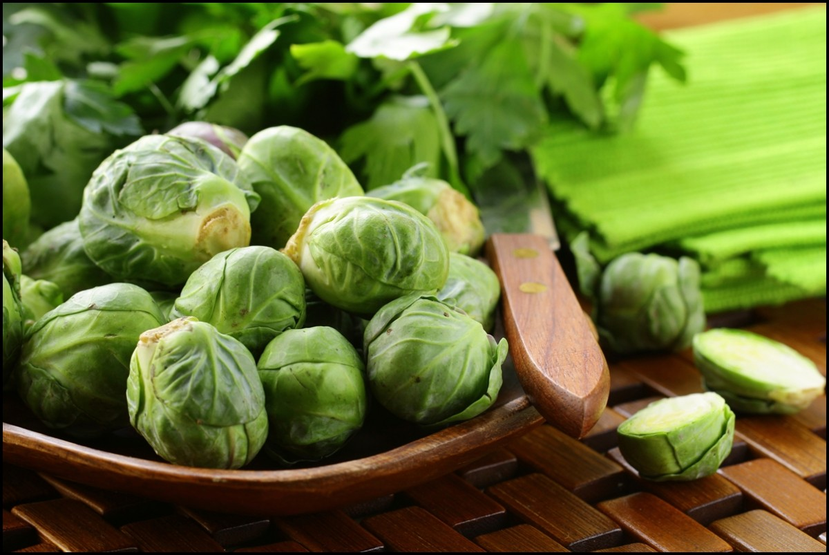Reasons to eat Brussel Sprouts