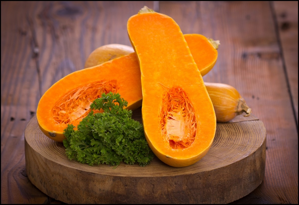 Reasons to eat butternut squash