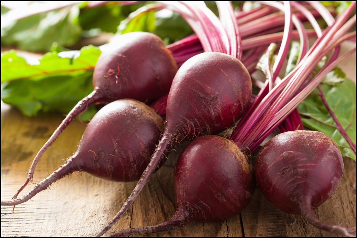 Reasons why you should eat beetoots