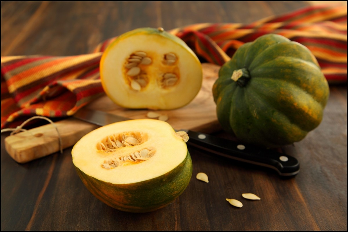 The health benefits of Acorn squash