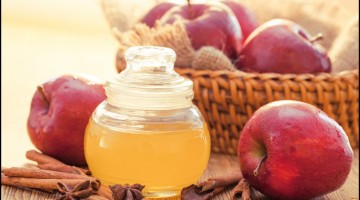 The health benefits of apple cidar vinegar