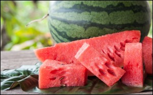 The important health benefits of Watermelon