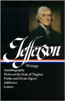 Thomas Jefferson - Writings and Autobiography