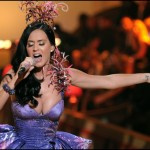 Victoria's Secret Fashion Singer Katy Perry walks the runway during the 2010 Victoria's Secret Fashion Show