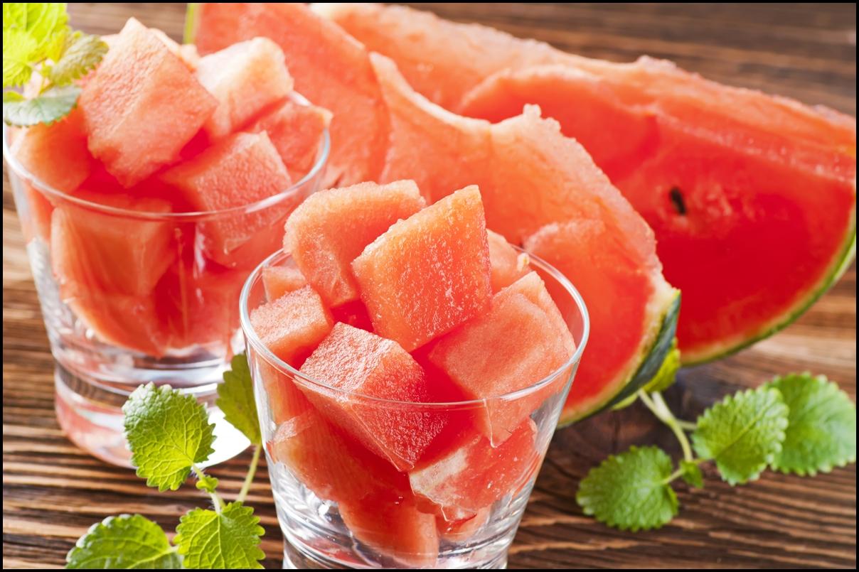 Watermelon cocktail