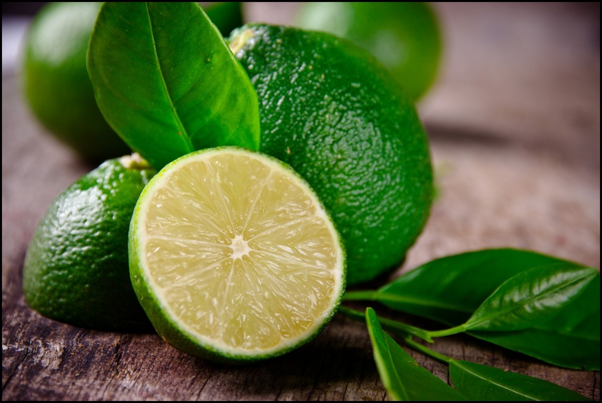 reasons to eat limes