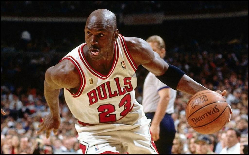 Learn from Michael Jordan