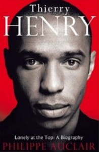 Thierry Henry [Kindle Edition]