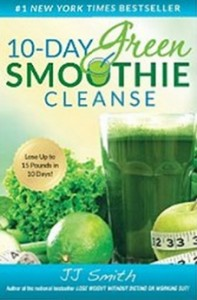 10-Day Green Smoothie Cleanse - Lose Up to 15 Pounds in 10 Days!