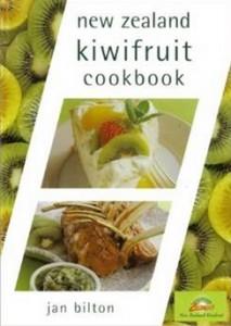 New Zealand Kiwifruit Cookbook