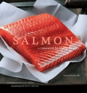 Salmon - A Cookbook by Diane Morgan