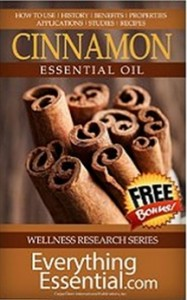 Cinnamon Essential Oil - Uses, Studies, Benefits, Applications & Recipes