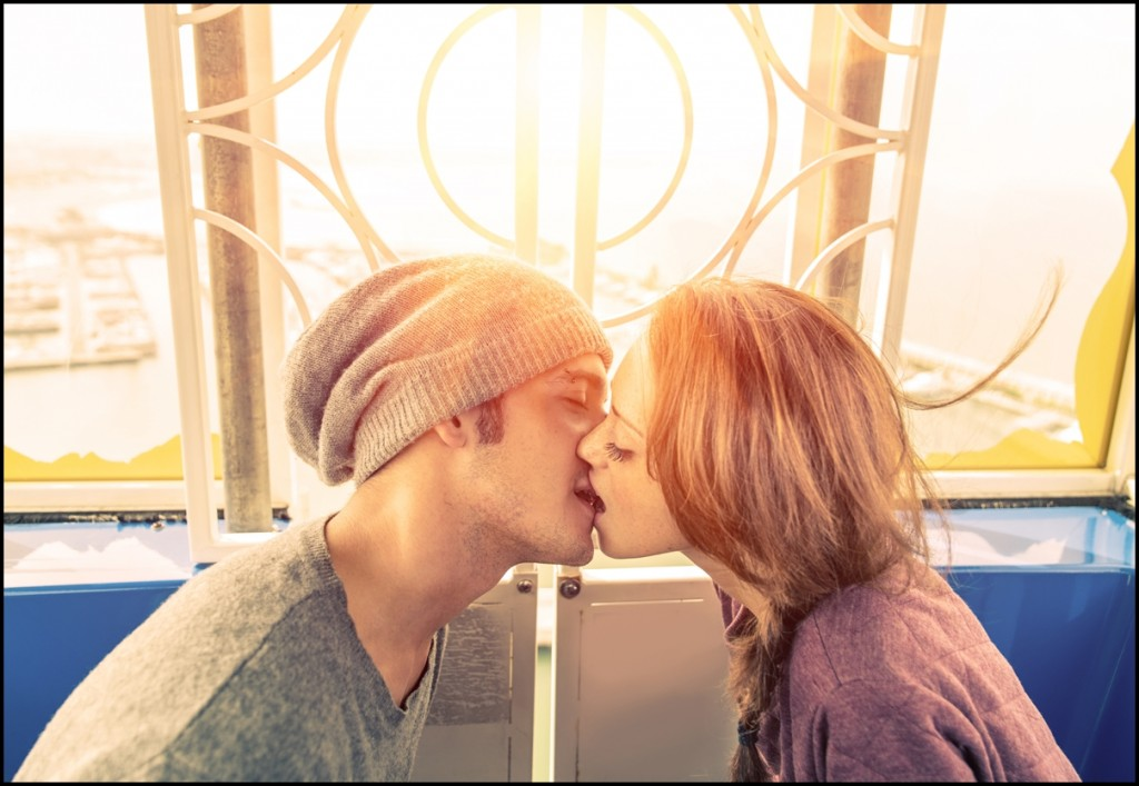 Health Benefits of Kissing 2