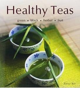Healthy Teas - Green-Black-Herbal-Fruit