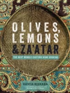 Olives, Lemons & Za'atar - The Best Middle Eastern Home Cooking
