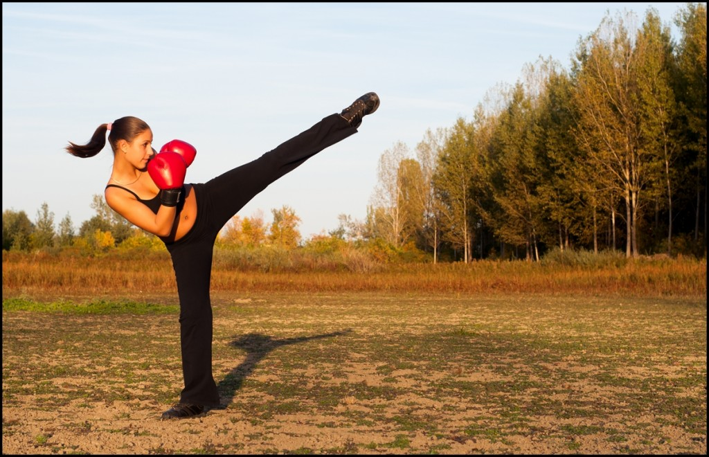 The Health Benefits of Kickboxing 2