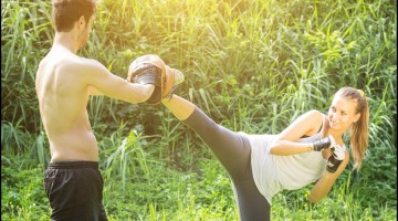 The Health Benefits of Kickboxing