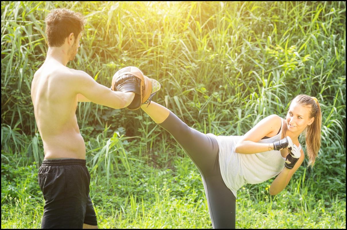 The Health Benefits of Kickboxing