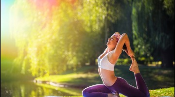The Wonderful Health Benefits of Yoga