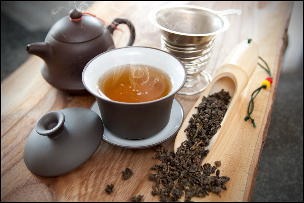 Traditional Chinese Oolong Tea