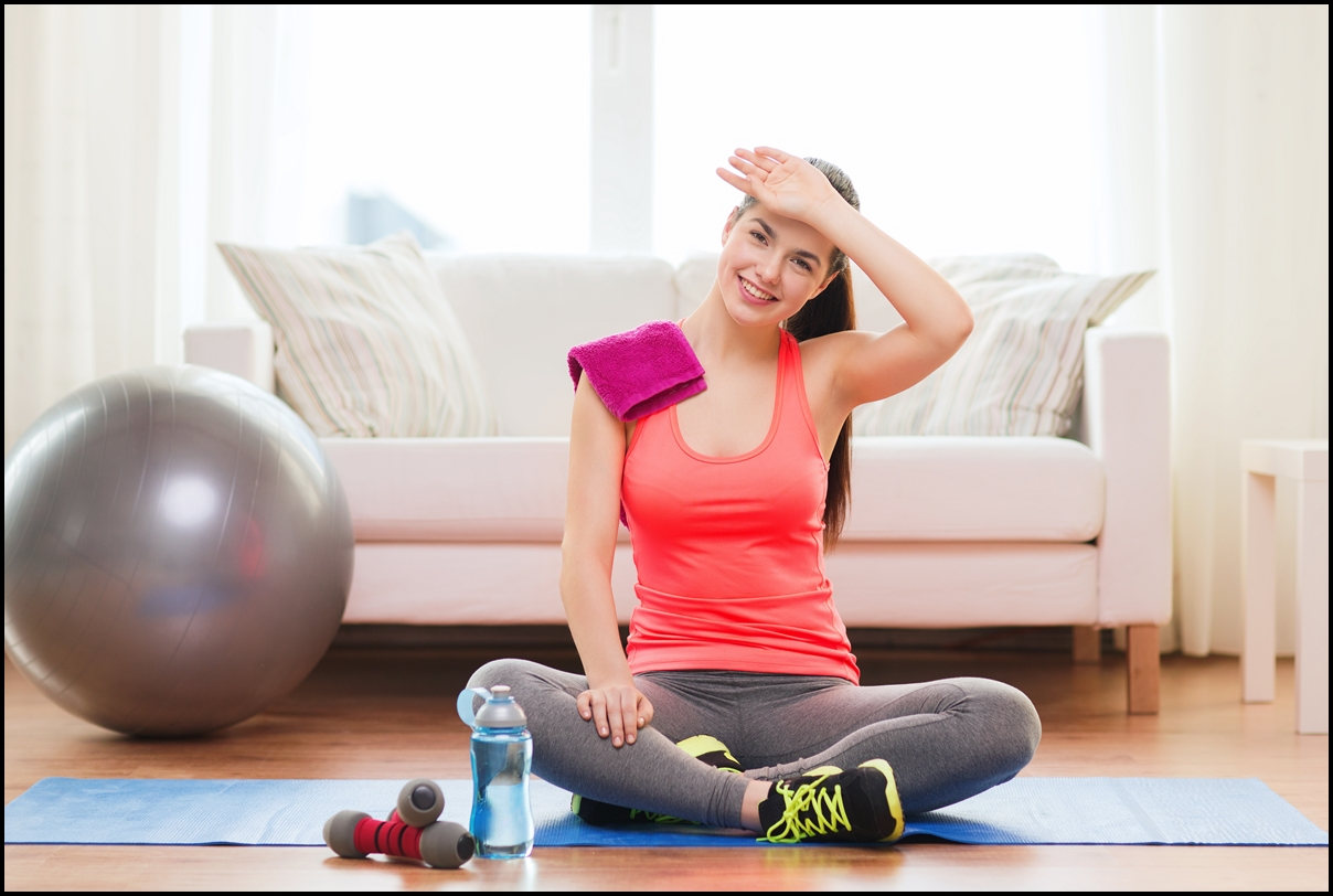Exercises for Busy People - Exercises That Can be Done From Home or in the Office