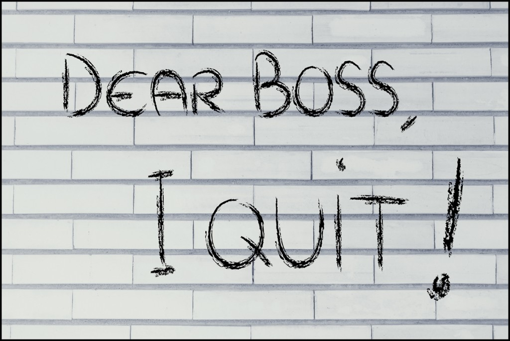 Important Questions to Ask Before You Quit Your Job