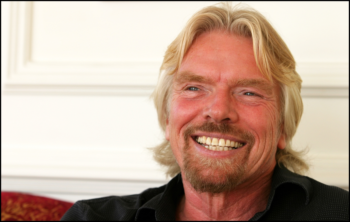 Life Lessons - Richard Branson Talks About Failure And Its