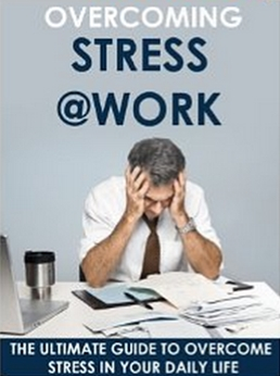 Stress - Overcoming Stress at Work - The Ultimate Guide to Overcome Stress in Your Daily Life
